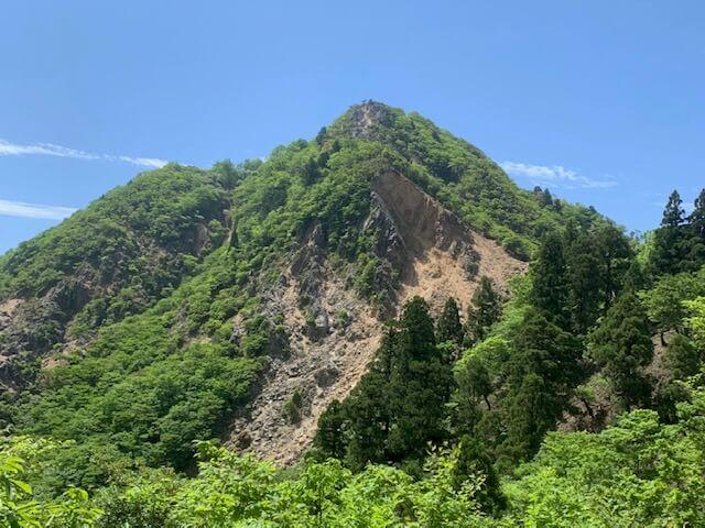 鎌ヶ岳(峠ルート)