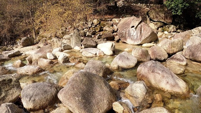 鎌ヶ岳長石登山口