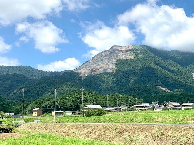 藤原岳(藤原鉱山)